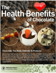 Chocolate has medicinal properties. Discover the health benefits of chocolate.